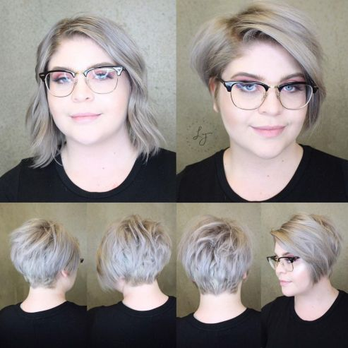 Hairstyles for Plus Size Women
